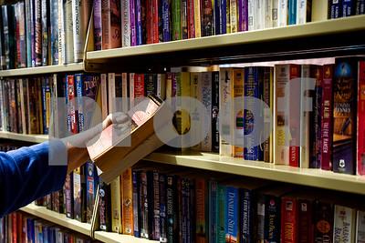 3/15/17 Spring Book Sale by Chelsea Purgahn