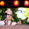 "Actor Steve Martin plays the banjo with Steve Martin and The Steep Canyon Rangers on Saturday, July 30, during the 39th annual RockyGrass Festival at The Planet Bluegrass Ranch in Lyons. For more photos and a video of the festival go to  <a href=""http://www.dailycamera.com"">http://www.dailycamera.com</a><br /> Jeremy Papasso/ Camera"