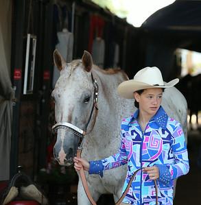 4-H Horse Showmanship