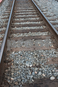 photo by Sarah A. Miller/Tyler Morning Telegraph  Train tracks outside the Mineola station are pictured here Thursday April 9, 2015. Mineola is one of 41 stops between Chicago and Los Angeles along the Texas Eagle route. The Amtrak train offers coach cars, a lounge car, a sleeper car and dining car along this route.