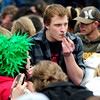 POT<br /> A reveler lights up during the 4/20 smoke-out on the University of Colorado campus on Wednesday.<br /> Photo by Marty Caivano/April 20, 2011