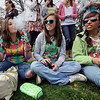 "McKenzie Lange, left,  Delaney Chandler,  and Brianna Crauser, begin their 4/20 pot smoking experience on Wednesday.<br /> Several hundred people made their way to the CU campus to indulge in marijuana on 4/20. For several videos and photos of the events, go to  <a href=""http://www.dailycamera.com"">http://www.dailycamera.com</a>.<br /> Cliff Grassmick/ April 20, 2011"