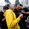 POT<br /> Revelers light up during the 4/20 smoke-out on the University of Colorado campus on Wednesday.<br /> Photo by Marty Caivano/April 20, 2011