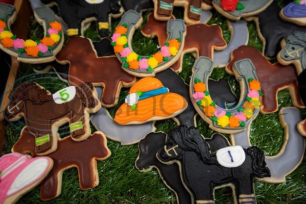 Kentucky Derby Stick-Horse Race