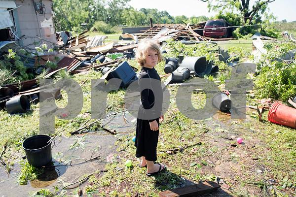Lindale Tornado Clean Up
