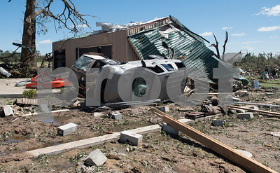 Canton Texas Tornado Damage