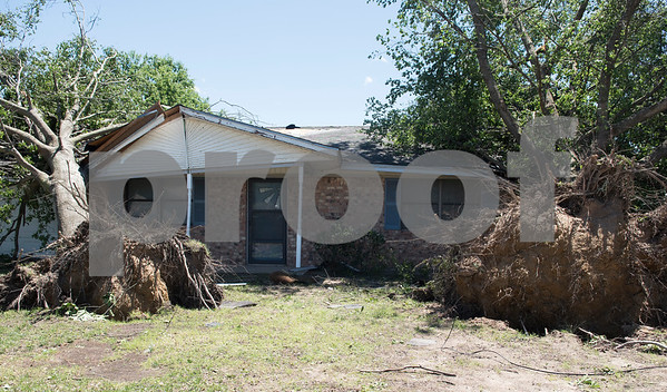 Canton Texas Tornado Damage