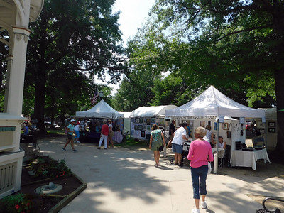 45th annual Art in the Park
