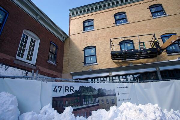 47 Railroad Street project - 031617