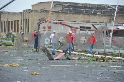Van Tornadoes