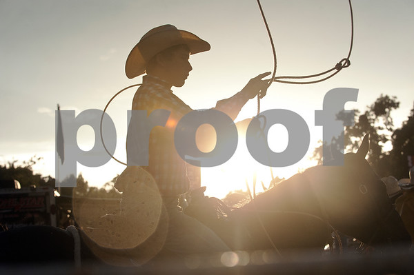 Lindale Rodeo Sunset