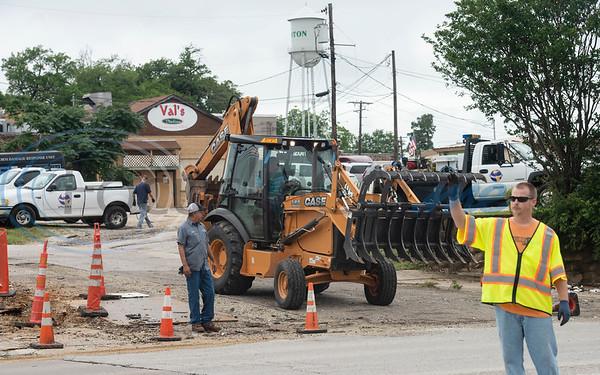 Canton Texas Tornado Clean Up