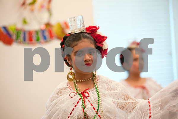 photo by Sarah A. Miller/Tyler Morning Telegraph  The Athens community celebrated the joint heritage of Texas and Mexico with a day of dance, food and fishing at the Texas Freshwater Fisheries Center Saturday, May 4. The event will featured performances of traditional Mexican dances by Tyler Ballet Folklorico, South Athens Elementary and Athens-based Las Tapatias.