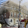 Mike McMahon - The Record, Fully involved 2-alarm fire at 554 4th Street in Troy, Wednesday April 16, 2014