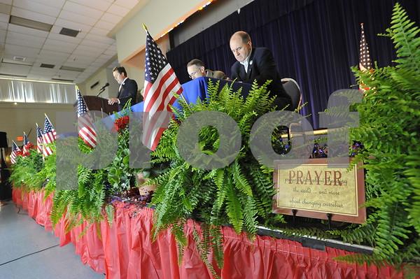 Mayor's Prayer Breakfast