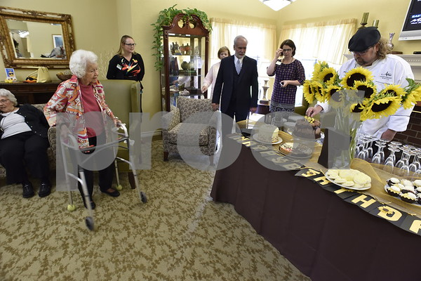 Allene Files 102-year-old