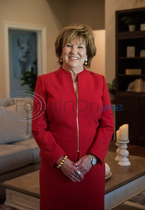 Breckenridge Village of Tyler Associate Executive Director of Advancement Linda Taylor is pictured in House 9 on Wednesday June 19, 2019.  (Sarah A. Miller/Tyler Morning Telegraph)