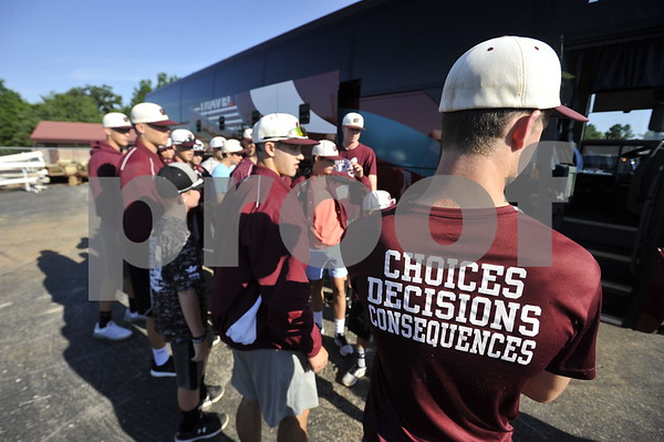 Whitehouse Baseball Heads to Austin
