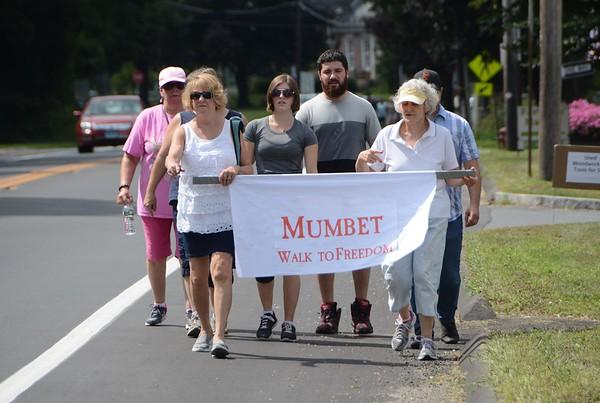 7th annual Mumbet Walk to Freedom-082116