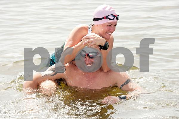 Ironman Training Swim