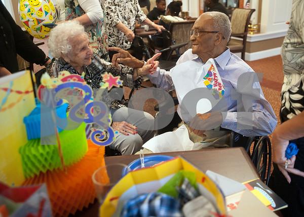 Veteran Celebrates 109th Birthday
