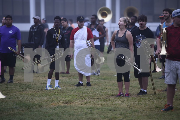 Apache Marching Band