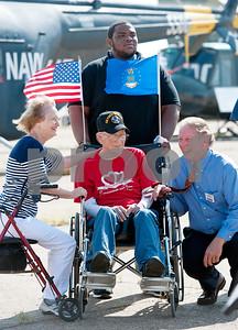 Hospice Grants Veteran's Wish