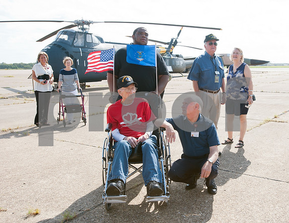 Hospice Grants Veteran's Wish