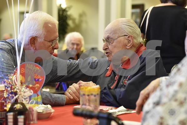 David Rothschild 103rd Birthday