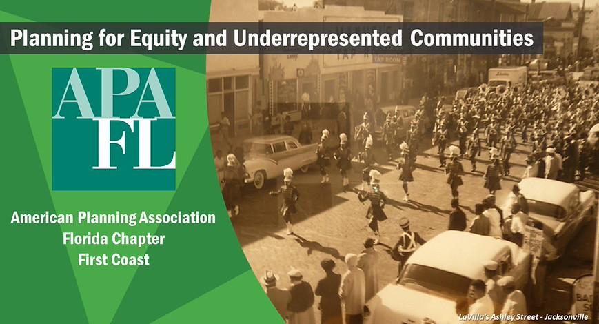 Planning for Equity & Underrepresented Communities