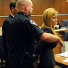 """Abby Toll  was  taken into custody after sentencing. She will spend 30 days in jail for and 3 years probation for  felony animal cruelty. For more photos, go to  <a href=""""http://www.dailycamera.com"""">http://www.dailycamera.com</a>.<br />  Cliff Grassmick / July 9, 2010"""