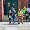 KRISTOPHER RADDER - BRATTLEBORO REFORMER<br /> First responders from across the area participated in an active shooter training at Oak Grove Elementary School on Thursday, April 20, 2017.