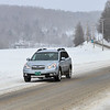KRISTOPHER RADDER - BRATTLEBORO REFORMER<br /> Cars travel along Route 100 in Wilmington on Wednesday, March 15, 2017.