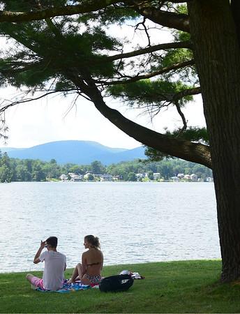 Lake closed