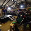 KRISTOPHER RADDER — BRATTLEBORO REFORMER<br /> An estimated 400 people saw Democratic presidential candidate Sen. Amy Klobuchar, D-Minn., during a town hall at Keene High School, in Keene, N.H., on Tuesday, Dec. 31, 2019. Klobuchar told the crowd that she wants to rejoin the Paris Climate Agreement, lower drug prices, and lower homeowners' insurance.