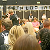 "LHS STUDENTS, FAMILIES MOURN DURING 'EVERY 15 MINUTES' CEREMONY<br /> Elizabeth Pearl | The Lebanon Reporter<br /> CONVOCATION: Lebanon High School senior Brendan Forester got emotional as he read a letter to his mother on Friday morning during a convocation at LHS. The ceremony was part of a two-day program called ""Every 15 Minutes"" which teaches students about the dangers of drunk driving. On Thursday a grim reaper figure took several students out of class. Those students then returned in pale make-up, and did not speak for the rest of the day. The event also included a mock accident scene and a video of a ""drunk driver"" being arrested and processed at the Boone County Jail. Several family members and friends of the voluntary victims read letters to their loved ones Friday morning."