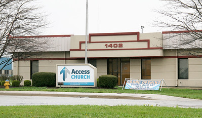 Elizabeth Pearl | The Lebanon Reporter ACCESS: The church will host a grand opening for its Main Street building on April 16.
