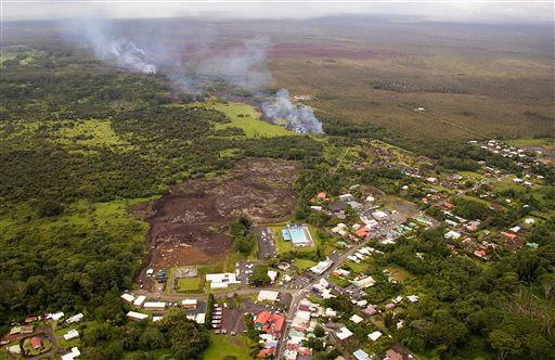 3. LAVA TESTS HAWAII COMMUNITY'S RESOLVE