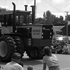 THE GOSHEN NEWS PHOTO  Back When Aug. 23, 1982<br /> More than $2 million worth of farm machinery was on display Saturday at the first Millersburg Farmers Day parade. Some of the modern machinery is pictured above, but there were other parade entries featuring antique farm machinery too. In addition there were a variety of camping units, two bands, and many other entries in the hour-long parade. The parade may become an annual event.