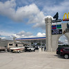 SAM HOUSEHOLDER | THE GOSHEN NEWS<br /> The new Gallops Truck Stop at the intersection of U.S. 20 and Ind. 15 just south of Bristol, opened two weeks ago. The store will offer a cafe, a Subway and a McDonald's as well as showers for truckers and travellers.