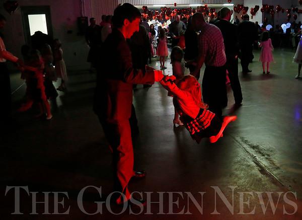 Goshen Parks Department Daddy/Daughter Dance