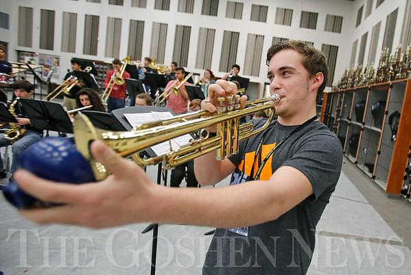 Goshen High School Jazz Band