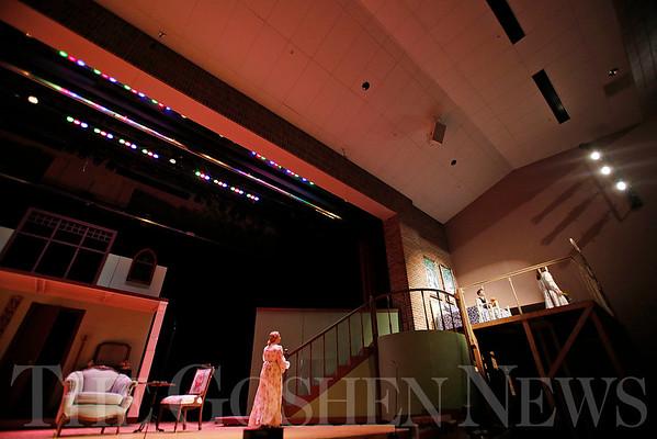 """Goshen High School presents """"Mary Poppins"""""""