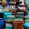 JAY YOUNG | THE GOSHEN NEWS<br /> Hundreds of pieces of pottery came out of the kiln at the Clay Artists Guild Wednesday afternoon. The pottery pieces are for the upcoming Spring Pottery Sale that begins Friday at 6 p.m.