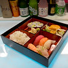 BEN MIKESELL | THE GOSHEN NEWS<br /> A bento box is prepared for a customer Friday during Miso Japan Hibachi Grill & Sushi's grand opening in Goshen.