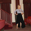 SHERRY VAN ARSDALL | THE GOSHEN NEWS Josie Armstrong particpated in the Lovely & Bold charity fashion show and labor auction at the Goshen Theater Saturday.