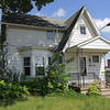JOHN KLINE | THE GOSHEN NEWS<br /> This vacant home, located at 324 S. 10th St., was found in violation of the city's Neighborhood Preservation Ordinance and unsafe for human habitation during the Goshen Board of Public Works and Safety meeting Monday afternoon.