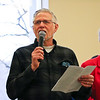 LEANDRA BEABOUT | THE GOSHEN NEWS<br /> Greg and Beth Suderman of Elkhart shared their experience working with the Center for Healing & Hope.