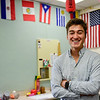 BEN MIKESELL | THE GOSHEN NEWS<br /> Teacher Alejandro Rodriguez will be teaching EL classes at West Goshen Elementary School, as part of Goshen College's EL program.