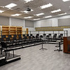 BEN MIKESELL | THE GOSHEN NEWS<br /> The choir room is one of the newest additions to the performing arts wing at NorthWood High School.